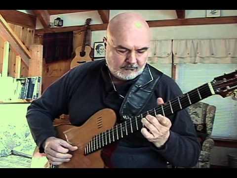 Moondance - Steve Rapson solo guitar