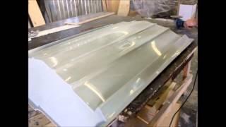 Набор для ремонта пластиковых лодок