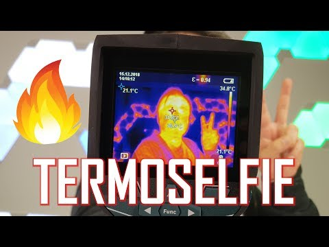 Termoselfie cu un super-gadget! [UNBOXING & REVIEW]