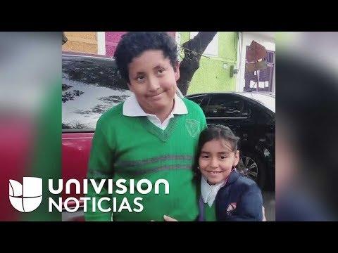La historia de los hermanos fallecidos que encontraron abrazados bajo escombros en México