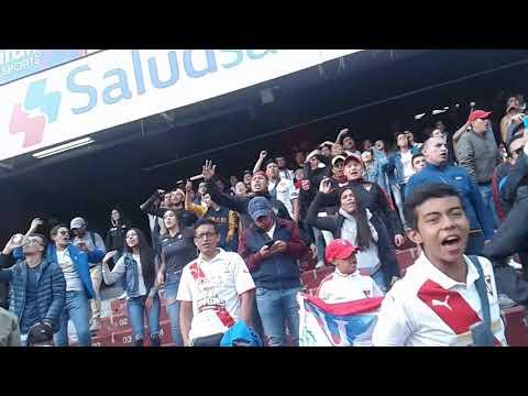"""LA HINCHADA  LIGA VS DELFIN 2019 / Matato LDU"" Barra: Muerte Blanca • Club: LDU"