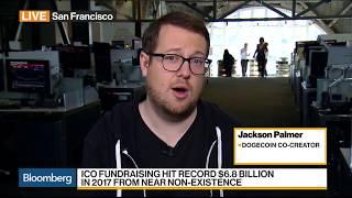 Dogecoin $2 Billion Bloomberg Jackson Palmer Doge