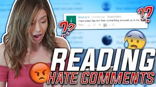 I'D DO WHAT FOR $5000?! POKI REACTS TO MEAN COMMENTS + 1 MILLION SUBS!