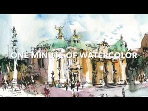 urban watercolor sketching pdf download