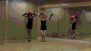 "The Ken Dolls ""Honey, What'cha Doin' Tonight?""  Xanadu-Fitness Dance Class"