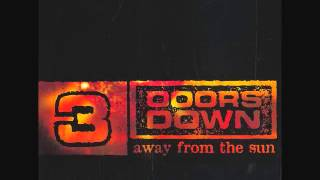 Away from the sun - 3 doors down(instrumental)