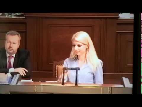 Tomio Okamura: Úsilí Hnutí SPD se vyplatilo - Interpelace Lucie Šafránková