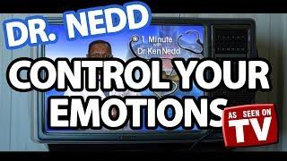 Dr Ken Nedd - Filter Your Negative Emotions