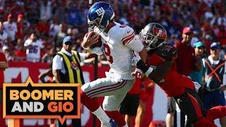 Will Daniel Jones make the Giants GREAT AGAIN? | Boomer & Gio