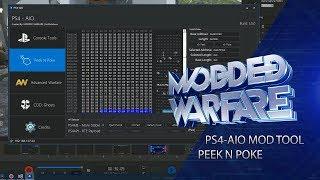 PS4-AIO Peek Poke Tool Overview/Tutorial