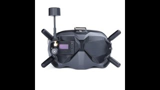 IFlight Receiver Cover Plate For DJI Digital FPV Goggles Modification Receiver Adapter Case Box for