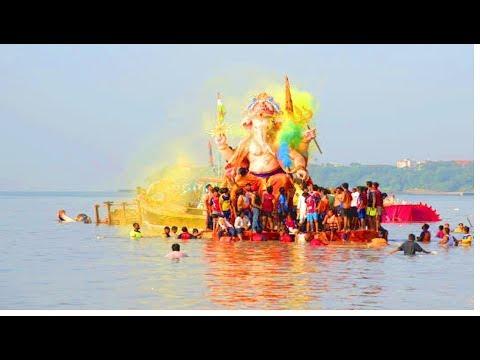 Hyderabad in Readiness for Ganesh Idol Immersion | Khairatabad Ganesh Immersion Full Video | Ganesh