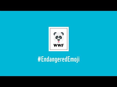 WWF's Endangered Emoji