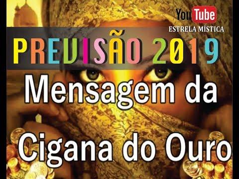 PREVISÃO 2019 - CARTAS DA CIGANA DO OURO