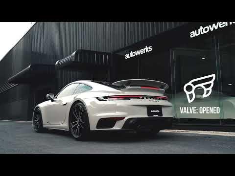 Porsche 992 Turbo S w/ iPE Exhaust