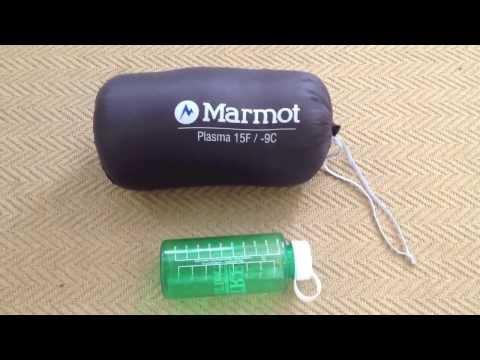 Thru Hike Review: Marmot Plasma 15 Sleeping Bag