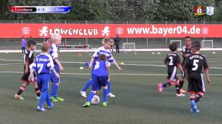 preview picture of video 'Freundschaftsspiel U8 Bayer 04 Leverkusen vs. FC Deetz'