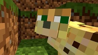 Ocelot Life   Wolf Life   Witch Life   Top Life Animations I    Minecraft Animation
