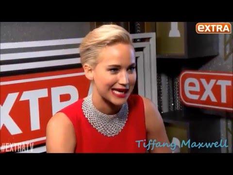 Jennifer Lawrence - Funny Moments (Part 38)