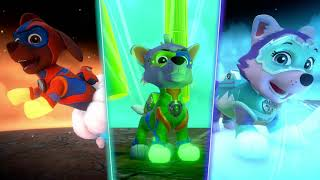 VideoImage1 PAW Patrol Mighty Pups Save Adventure Bay