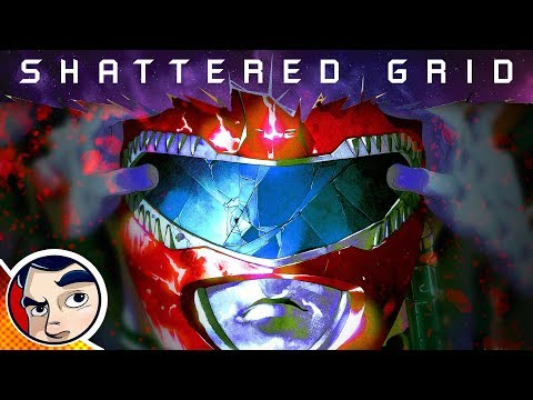 """Power Rangers Shattered Grid """"Death of a Ranger…"""" #1 – Complete Story"""