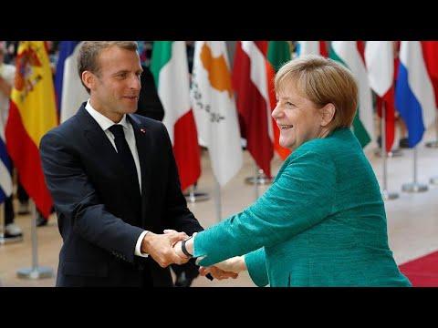 Ικανοποίηση στον γαλλο-γερμανικό άξονα από τη συμφωνία για το μεταναστευτικό…