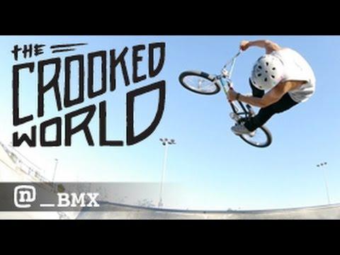 BMX Pro Dan Sandoval Destroys The Norco Skate Park