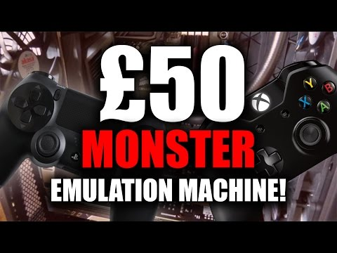 £50 Emulation Machine - Every Console for $65?