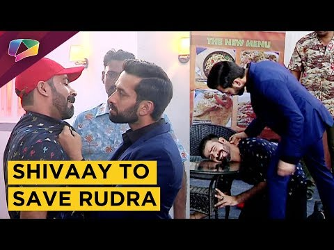 Shivaay To Save Rudra As He Is Kidnapped | Ishqbaaaz | Star Plus