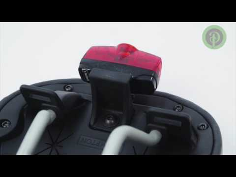 Cateye Rapid Mini USB Rechargeable Light For Brompton Saddles