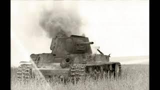 Подвиг танкистов. Сталинград