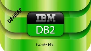 DB2 Basics Tutorial Part 13 - DB CFG - DBHEAP