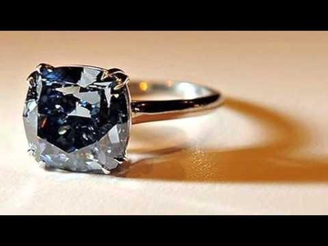 Топ-10 самых дорогих Кольца с бриллиантами когда-либо проданных