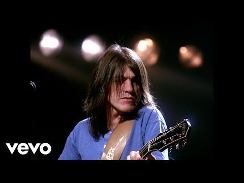 Thunderstruck Lyrics – AC/DC