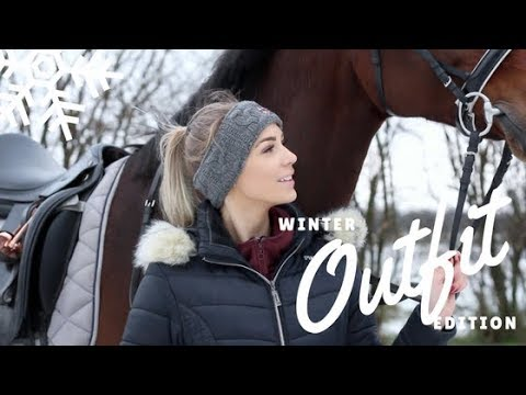 WINTER OUTFIT - Pikeur, Spooks | PIA