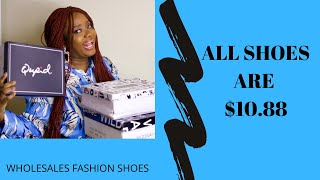 BUY WHOLESALE FASHION SHOES FOR $10.88 : SPRING/SUMMER SHOES