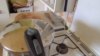 Funktionsprüfung-Schnellkochtopf RAPID, Functional check Pressure Cooker