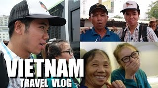 VIETNAM vlog: traveling SAIGON TO HA GIANG  -15 hours!!!