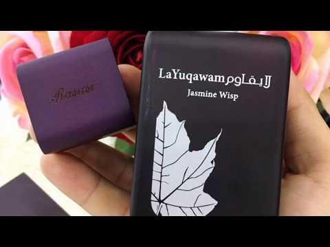 La Yuqawam Jasmine Wisp for Women EDP - 75 ML (2.5 oz) by Rasasi