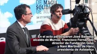 Presentamos ante los medios de comunicación murcianos Grandes Ilusiones 2017