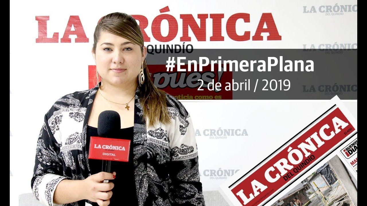 En Primera Plana: lo que será noticia este martes
