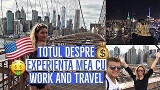 Work and Travel: Zbor pierdut? Am vrut sa ma intorc acasa? Bani? + Miami, Bahamas si New York