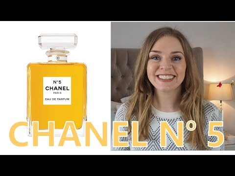 CHANEL No 5 PERFUME REVIEW | Soki London