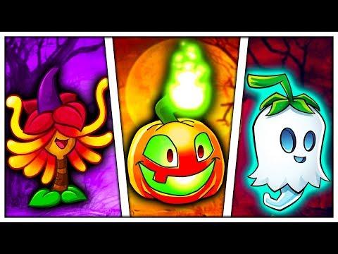 NOVÉ HALLOWEENSKÉ KYTKY! (Plants vs Zombies 2) #29