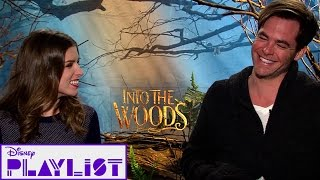 Anna Kendrick On Her Favorite Into The Woods Scene | Disney Playlist