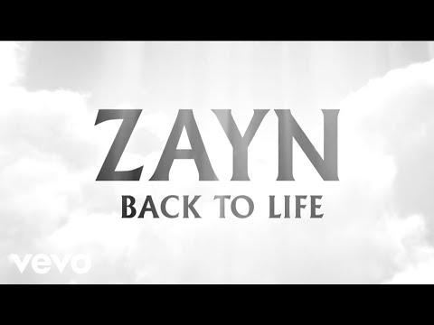 Back To Life - Zayn