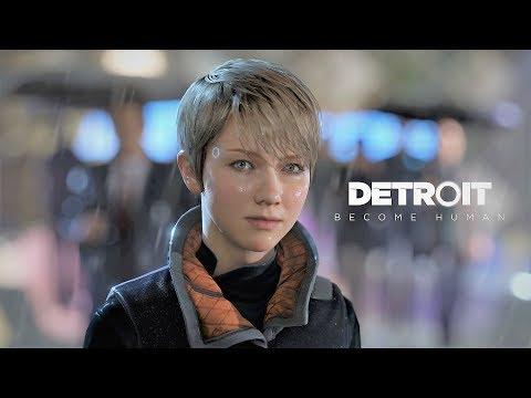 Прохождение Detroit: Become Human [новый PS4 эксклюзив]