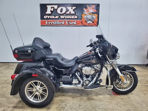 2013 Harley-Davidson Tri Glide® Ultra Classic® in Sandusky, Ohio - Video 1