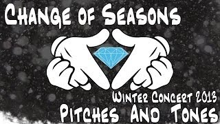 Change of Seasons // Pitches and Tones // Sweet Thing Cover
