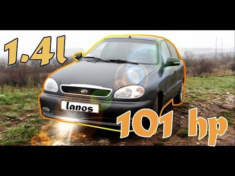 Фото к видео: ЗАЗ Lanos - 1.4 101 л.с. НА АКПП!!!